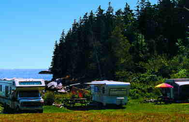 Meadow Campsites