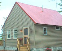 new cottage- Maine cottage rental near Boothbay Harbor, ME
