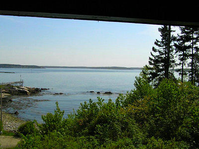 Beautiful Rustic Seaside Cottage Near Boothbay Harbor Maine