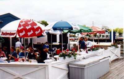 McSeagull's Restaurant - Boothbay Harbor